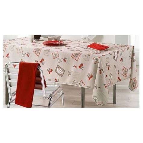 nappe ronde anti tache pas cher nappe au metre anti tache 28 images nappe rectangle antitache 140 x 300 cm antitache c 233 l