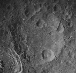 Ibn Firnas  Crater