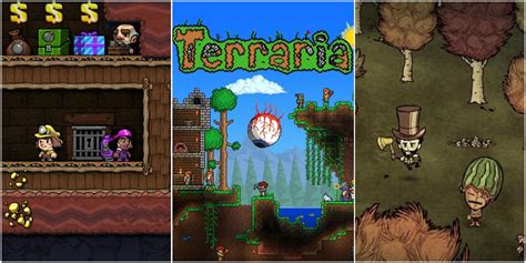 15 Games To Play If You Like Terraria   Game Rant