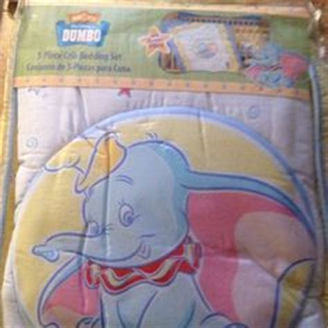 Dumbo Crib Bedding by Disney Dumbo Crib Bedding Set For Baby Personalizable