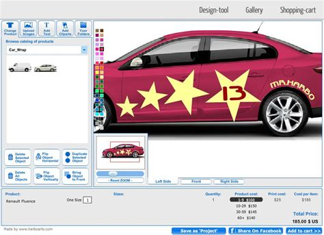 Pin By Harboarts On Car Wrapping Software