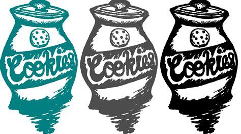 Drawn jar cookie jar - Pencil and in color drawn jar ...