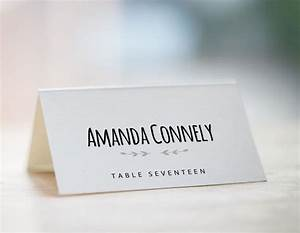 printable place card template wedding place card template With size of wedding table name cards