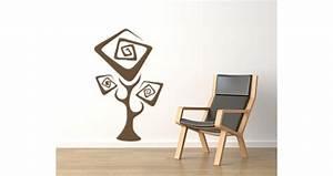 Stickers Arbre Noir : stickers muraux arbre stylis sticker d coration murale ~ Teatrodelosmanantiales.com Idées de Décoration