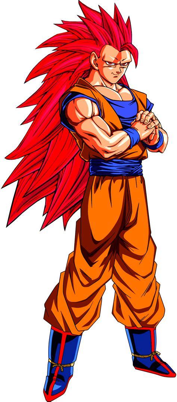 Goku Super Saiyajin Deus 3 by SUPERFERNANDOXT on DeviantArt