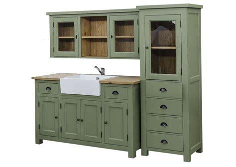 meuble cuisine anglaise typique acheter votre meuble de cuisine en pin massif avec évier