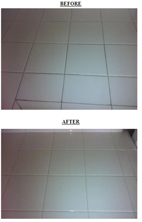 how to clean white kitchen tile grout irent property