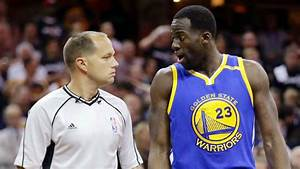 2017 NBA Finals -- No ejection for Draymond Green of ...