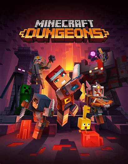 Minecraft Dungeons Wallpapers Phone 4k Cave Awesome