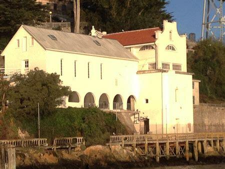 alcatraz visitor center rehabilitation of the alcatraz guardhouse alcatraz island u s national park service