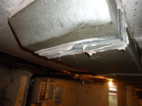 diy asbestos encapsulation kit duct seam tape