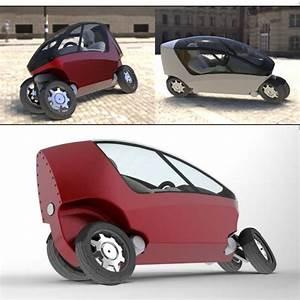 Kit Electrification Voiture : 2cv kit car tilting electric commuter 4 wheel vehicle smart mobility tilting evs ~ Medecine-chirurgie-esthetiques.com Avis de Voitures