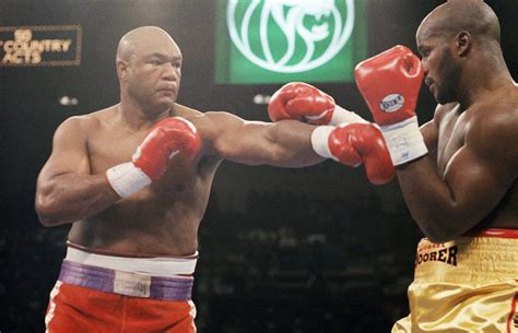 george foreman reflects  bouts  japan interactions