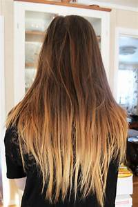 Long Ombre Hair 2014: Straight, Choppy & Dip-Dyed Long ...