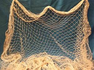 12 x 8 FT Fishing NET NAUTICAL BEACH THEME STUFFED ANIMALS ...