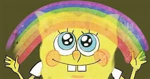 Spongebob Imagination Pic