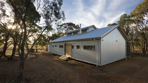 Classic Aussie Shearing Shed Ideal Home