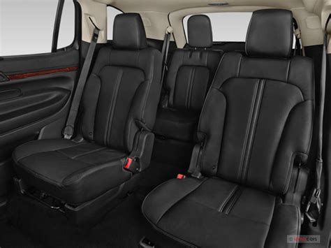 2016 Acura Mdx Captains Chairs by 2016 Lincoln Mkt Interior U S News World Report