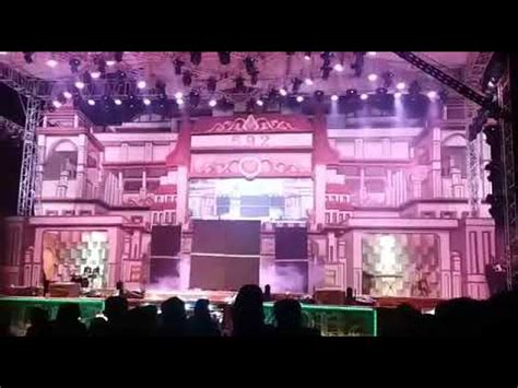 India Dance Drama Arena Pondok Modern Darussalam