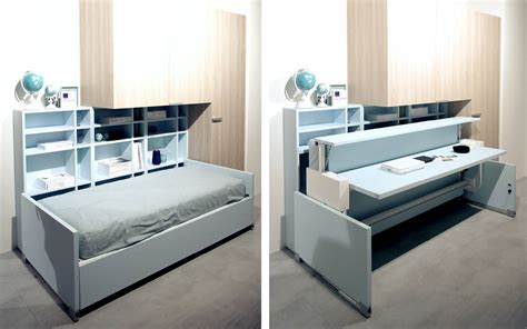 Schreibtisch Bett Kombination by Bett Schreibtisch Kombi