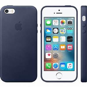 Fiche Technique Iphone Se : apple coque en cuir bleu apple iphone se etui t l phone apple sur ~ Medecine-chirurgie-esthetiques.com Avis de Voitures