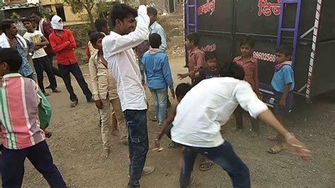 Gadi zumkyachi dance on Prashant dj - YouTube