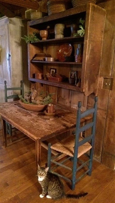 Early Country Antiques Primitive Furniture Pinterest