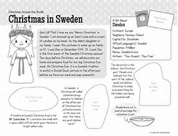 HD wallpapers christmas around the world worksheets for kids ...