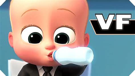 baby boss bande annonce vf officielle animation