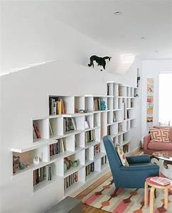 Architects, Create, A, Brooklyn, Abode, That, Doubles, As, Fantastic, Cat, House