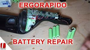 Ergorapido Battery Replacement