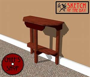 free woodworking plans hall bench