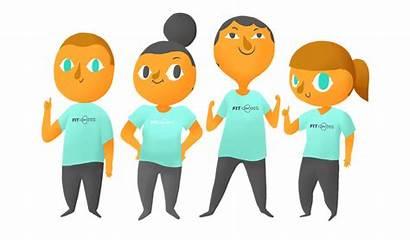 Team Personal Fun Coaching Health