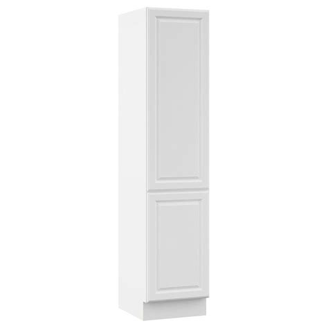home storage cabinets with doors masterbath cambridge 18 in w x 81 in h x 21 1 2 in d 2