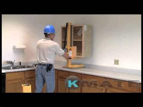 installing kitchen cabinets youtube commercial kitchen cabinet installation by kmate youtube