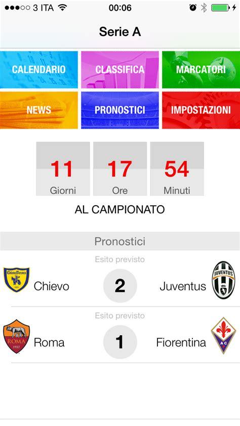 Nuovo appuntamento con la nostra rubrica sui pronostici marcatori serie a. App Shopper: Serie A 2014 2015 - Risultati delle partite ...