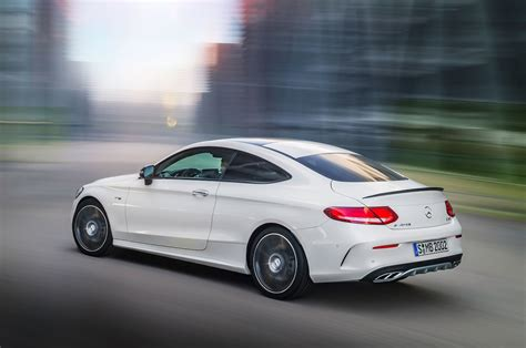2017 Mercedesamg C43 Coupe Joins The Cclass Family