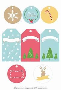 étiquettes De Noel à Imprimer : des tiquettes pour vos cadeaux de no l minou le chat ~ Melissatoandfro.com Idées de Décoration