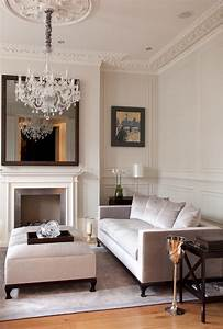 Interior molding ideas living room victorian with