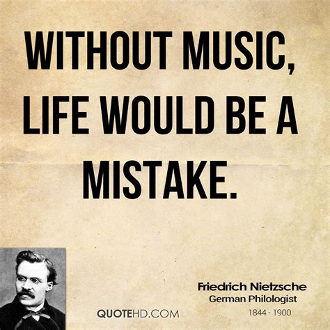 Life is what happens when you're making other plans. Friedrich Nietzsche Quotes On Music. QuotesGram