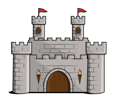 cartoon castle  cartoon castle clip art