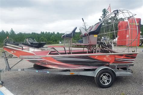Airboat Engine For Sale by Preowned 2004 Gto Airboat For Sale