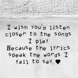 Band Quotes Song Sad. QuotesGram