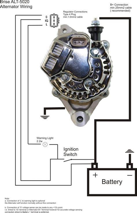 Denso Amp Motorport Alternator Part Alt