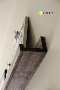 $20 Shelves Anyone Can Build! - Shanty 2 Chic