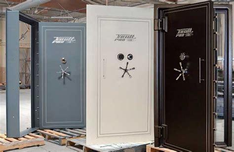 Vault Doors & Safe Room Doors American Made For Sale In Usa