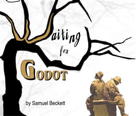 godot waiting theater theatre beckett samuel department 2008 college sun