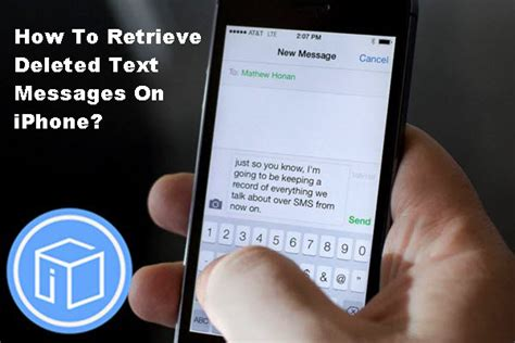 how to retrieve deleted texts from iphone iphone data recovery recover text messages on iphone 7
