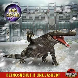 Deinosuchus - Jurassic Park Wiki