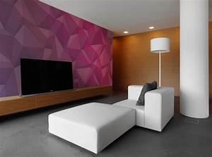 Papier Peint Motif Geometrique : s lection de papiers peints motifs graphiques picslovin ~ Dailycaller-alerts.com Idées de Décoration